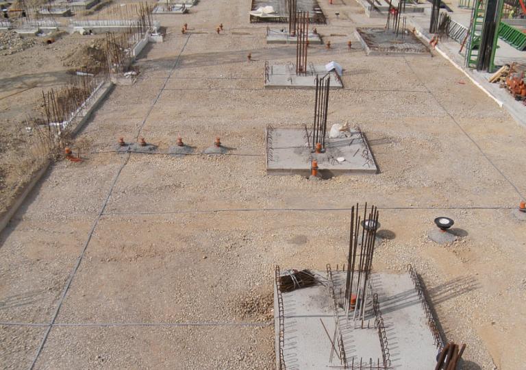 F&P Blitzschutz: Erdungsanlagen-Montage
