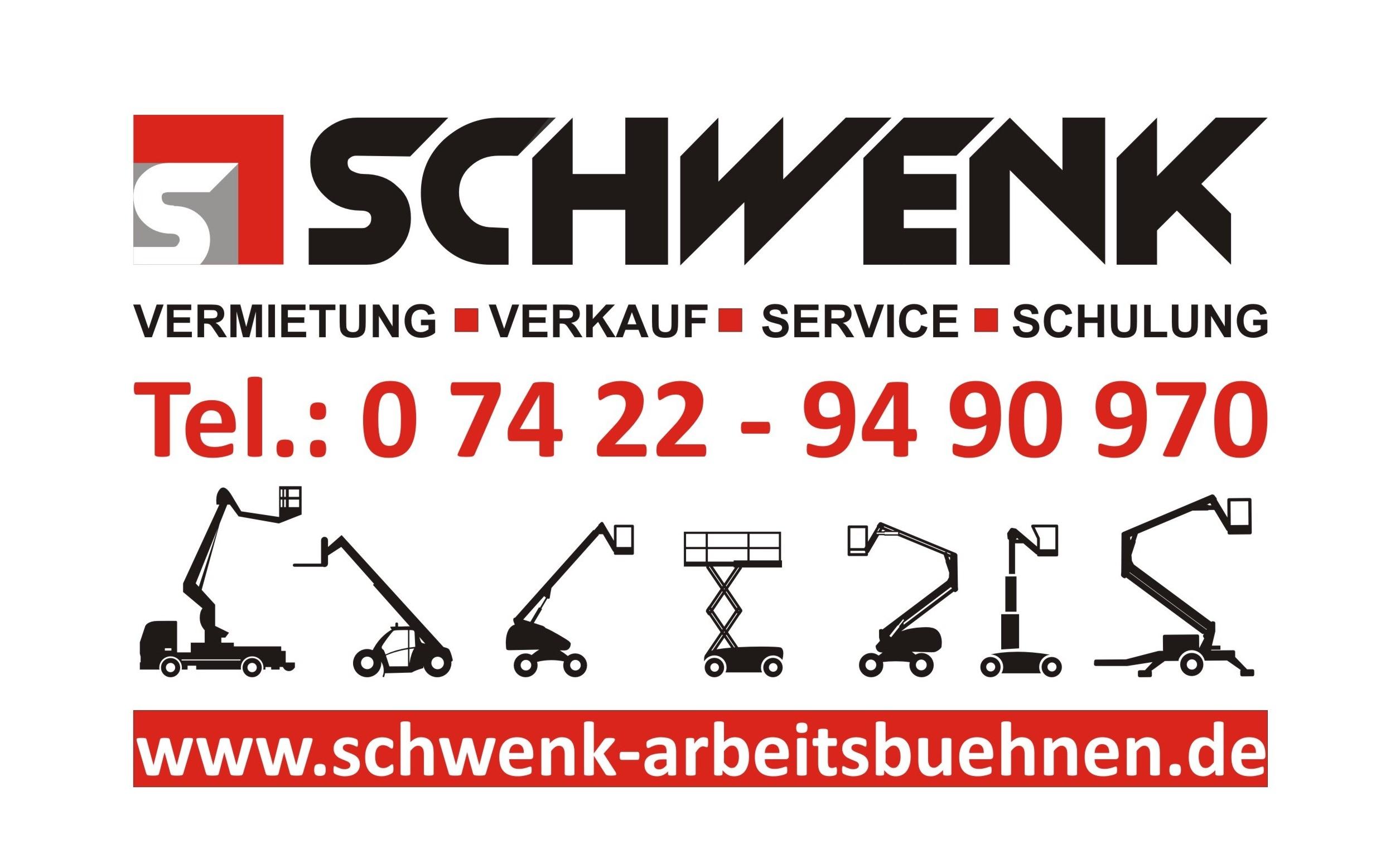 F&P Partner: Schwenk-Arbeitsbühnen