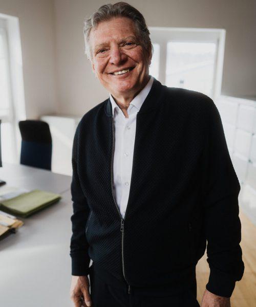 F&P Blitzschutz: Gehard Haupt - Geschäftsführer